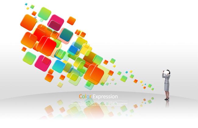 网页设计师分享背景选择的三个技巧图片